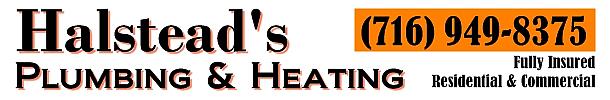 Halstead's Plumbing & Heating | Erie, Orleans, Niagara County Plumber